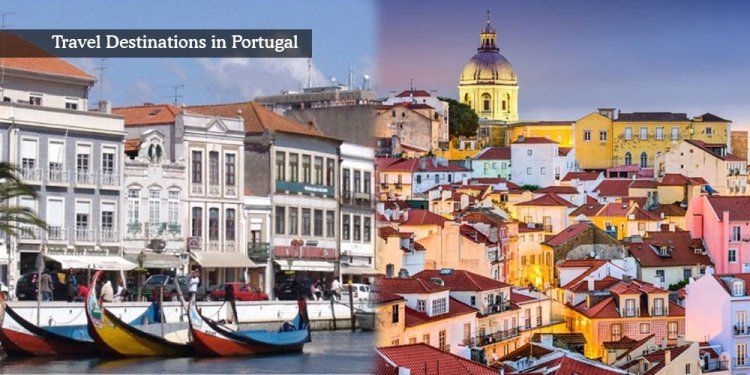 Destinations in Portugal