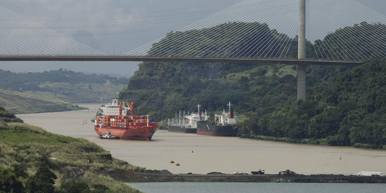Panama Canal Expansion To