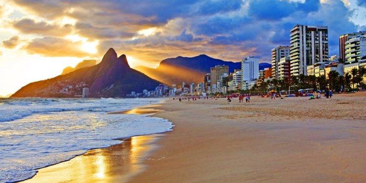 Calgary to Rio de Janeiro