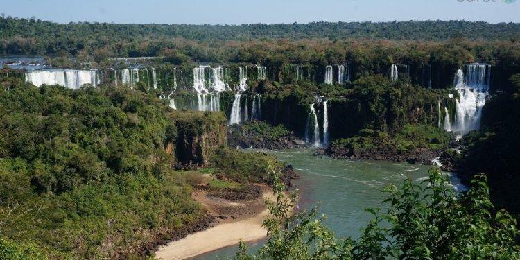 Exploring Brazil: Lose