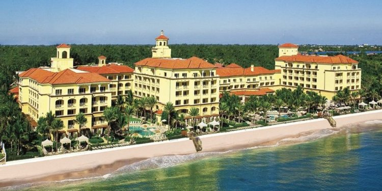 Three Palm Beach hotels take