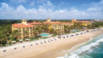 6 Palm Beach Resorts And Hotels Top Conde Nast Traveler's List Of Best In Florida