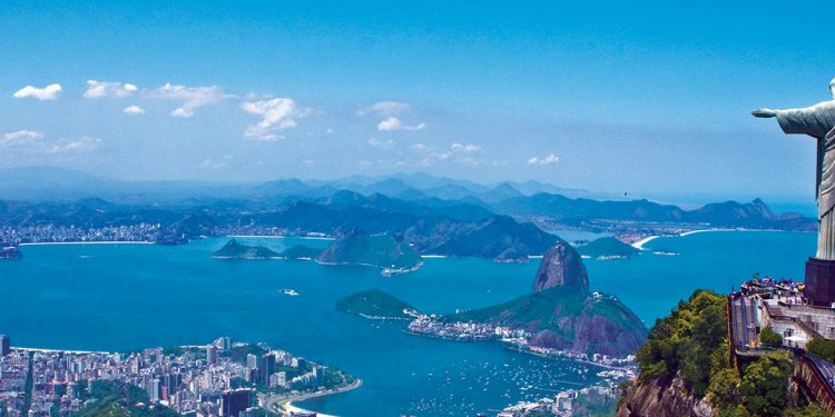 Where to go in Brazil for vacation?