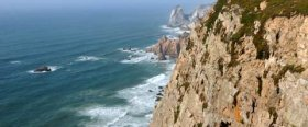 Cabo da Roca cliffs