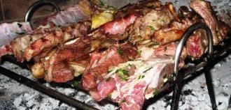 Churrasco in Brazil