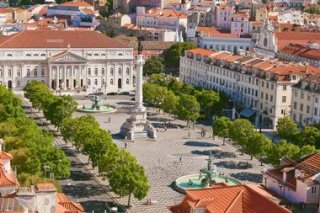 Getting to Lisbon, Portugal