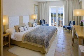 Guestroom at Lake Spa Resort in Vilamoura in the Algarve, Portugal