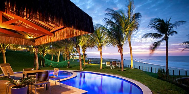 Luxury Hotels in Brazil