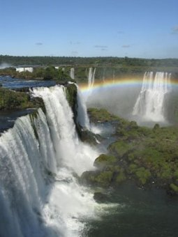 Picture of Iguacu Falls