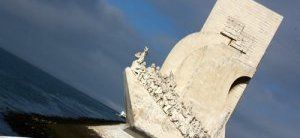 The Monumento Combatentes Ultramar Lisbon